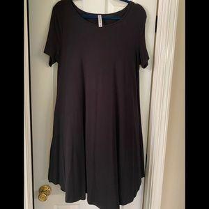Zenana Premium Tee Shirt Dress